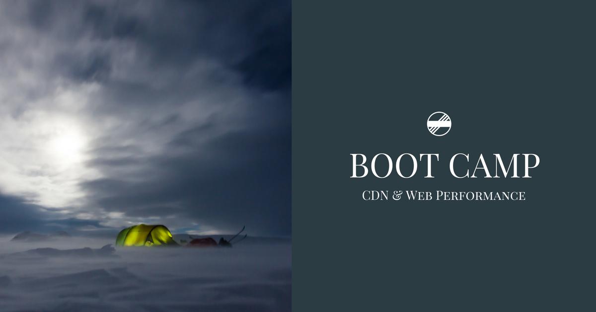 CDN bootcamp