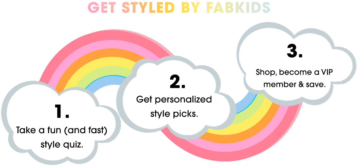 Get Styled by FabKids: Take Quiz