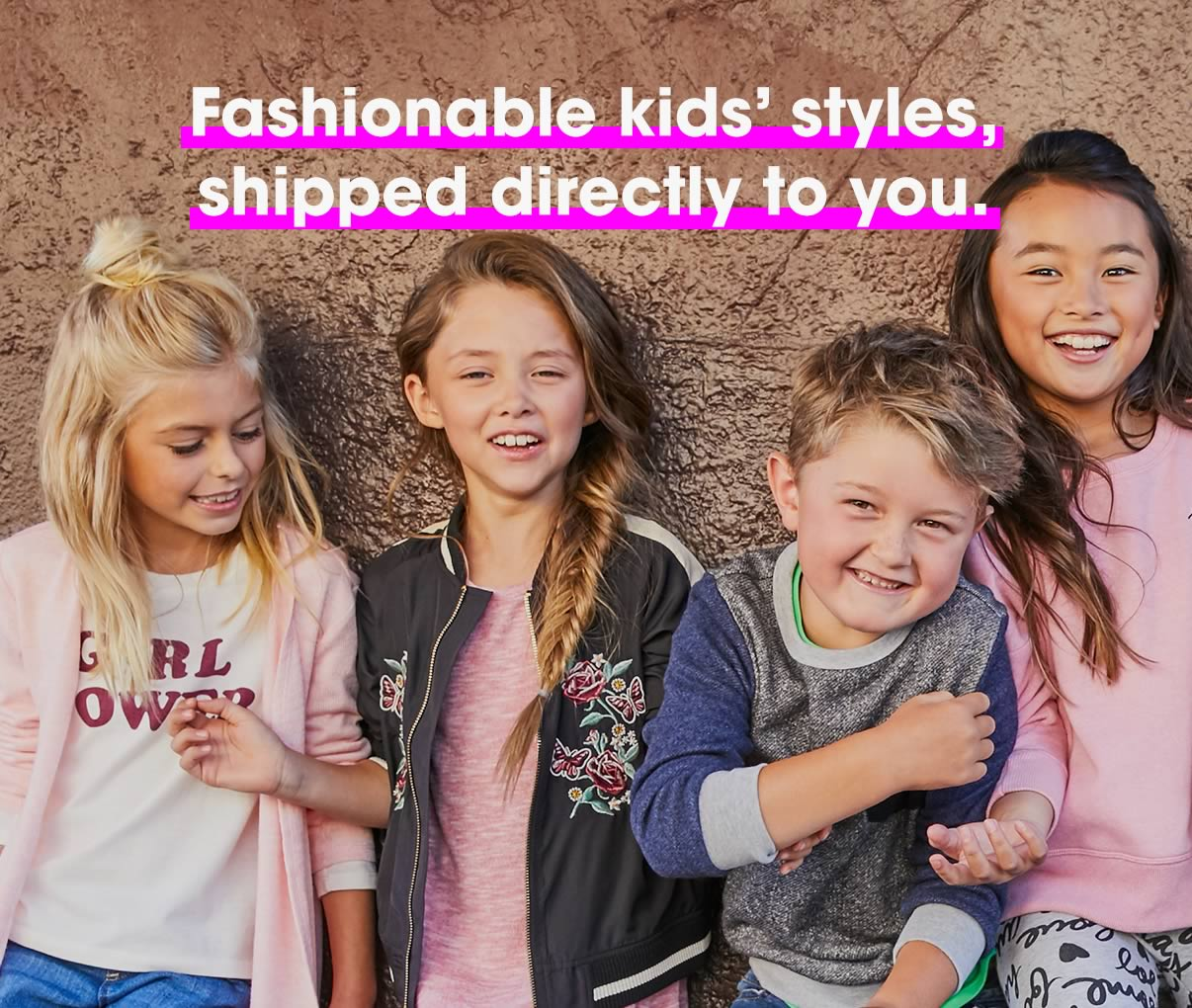 FabKids New VIP Offer | 60% Off on 1st Order + Free Shipping!