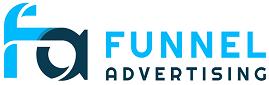 Funnel advertising logo